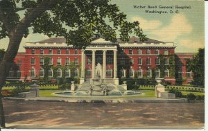 Washington, D.C., Walter Reed General Hospital