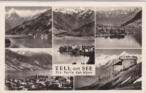 RP, Multi-Views, Die Perle Der Alpen, ZELL AM SEE (Salzburg), Austria, 1920-1...