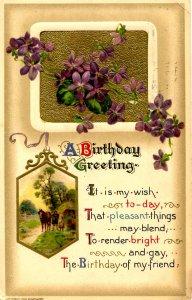 Greeting - Birthday     (Winsch)