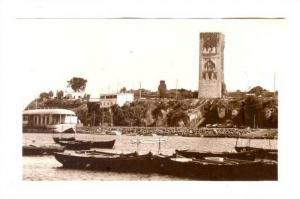 RP; RABAT ,  Morocco , Tour Hassan et Bou Regreg, 20-40s