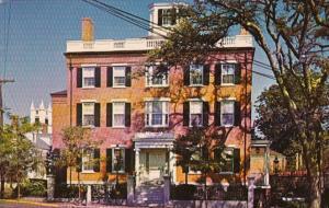 Massachusetts Nantucket Jared Coffin House