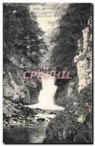 Jura Old Postcard