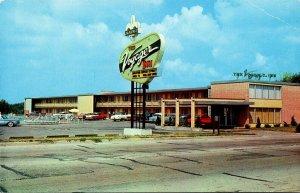 Illinois Decatur Barding's Voyager Inn
