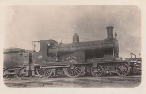 Highland Railway Ben Hope Class 2P 4-4-0 14408 Antique Scottish Train Postcard
