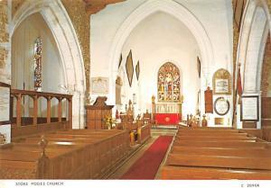 Stoke Poges Church - England