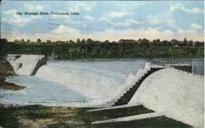 The Storage Dam Columbus OH 1922