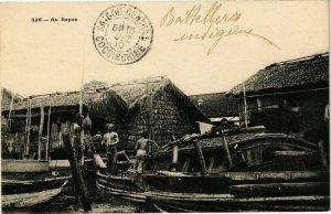 VIETNAM INDOCHINE - Au Repos SAIGON (190160)