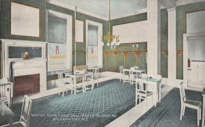 ATLANTIC CITY, New Jersey, 1900-10s ; Writing Room , craig Hall