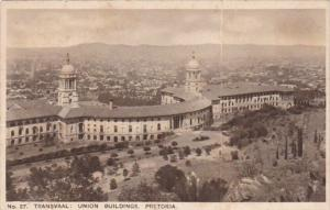 South Africa Transvaal Union Buildings Pretopria