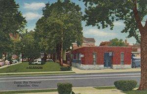 MASSILLON, Ohio, 1930-40s; Union Bus Terminal