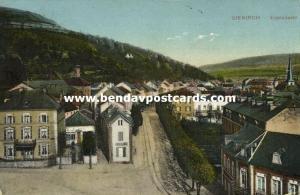 luxemburg, DIEKIRCH, Esplanade (1920s)