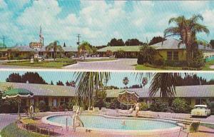 Florida Saint Augustine Linda Vista Motel With Pool