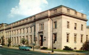 Pennsylvania Lancaster Post Office