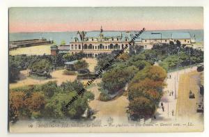 ft910 - France - Boulogne Sur Mer - postcard LL 92