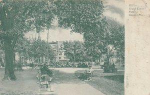 DETROIT ,  Michigan , 1909 ; Grand Circus Park