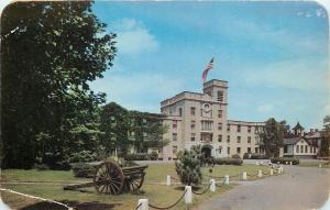 Fort Defiance Virginia~Augusta Military Academy~Colonel CS Roller~Cannon~1950s
