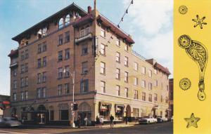 Plaza Motor Hotel , KAMLOOPS , B.C. , Canada , 50-60s
