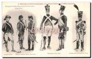 Old Postcard Company Breidt Top Conveyor foot and Militaria