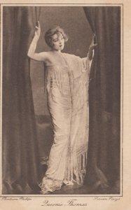 Queenie Thomas , 1910s - 1920s ; Actress