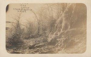 RP: Steam Boat Rock , Iowa, 1901-07