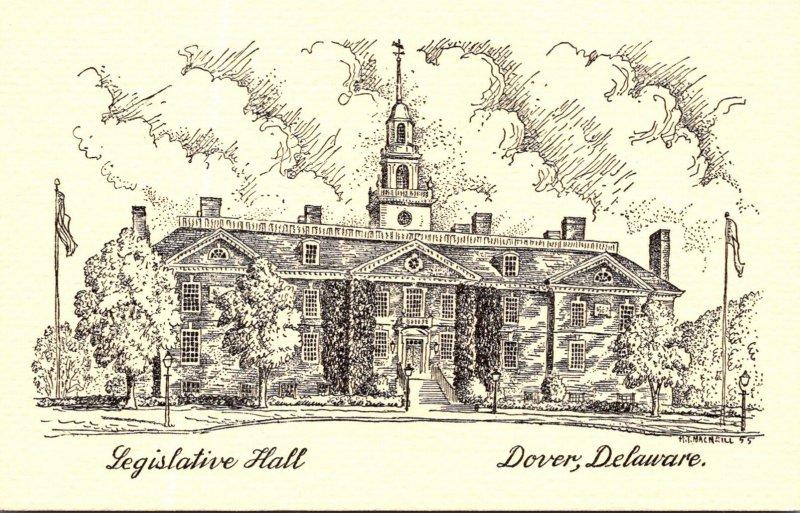 Delaware Dover Legislative Hall