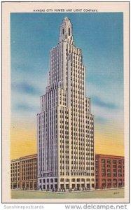 Power And Light Company Kansas City Missouri