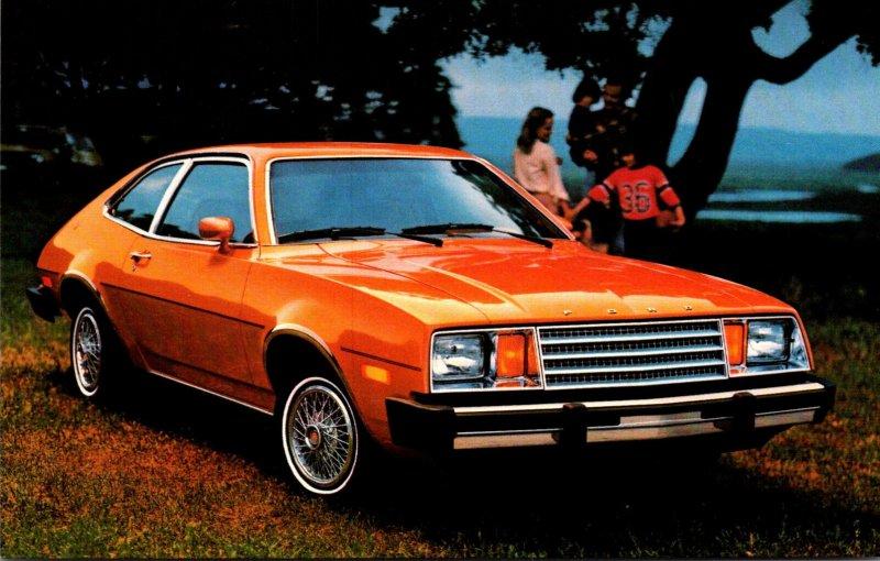 1980 Ford Pinto 2 Door sedan