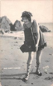 Mack Sennett Comedies, Evans LA Glamour Mutoscope Unused