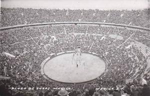 RP, Plaza De Toros Mexico, Stadium, Mexico, D. F., 1930-1950s