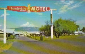 Canada Duncan Thunderbird Motel