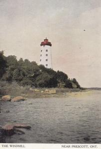 PRESCOTT , Ontario , Canada , 1900-10s ; The Windmill