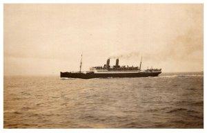 Ship  at Sea   RPC