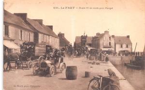 Le Fret France Ouste en route por Morgat Le Fret Ouste en route por Morgat