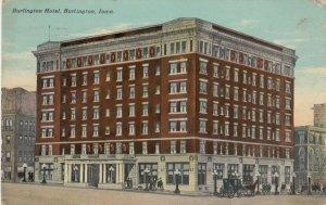 BURLINGTON , Iowa , 1911 ; Hotel