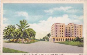 Florida Lake Worth Gulf Stram Hotel