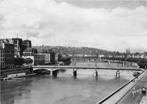 BG2739 lyon la saone le pont tilsitt   CPSM 14x9.5cm france