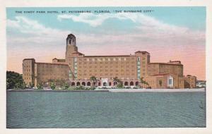 Florida St Petersburg The Vinoy Park Hotel 1950
