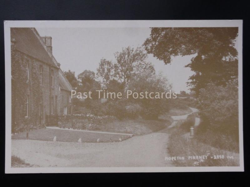 Northamptonshire: Moreton Pinkney (Scene 11) Reproduction Postcard