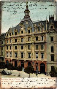 CPA Bs Aires Edificio de la Prensa ARGENTINA (640732)