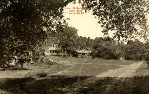 NH - Shelburne. Philbrook Farm   (crease)