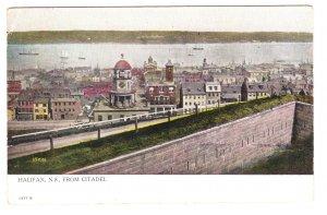 Halifax from Citadel, Nova Scotia, Warwick