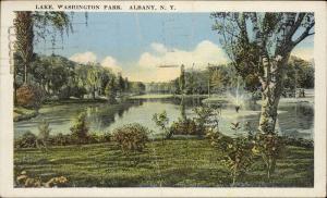 Lake Washington Park Albany New York