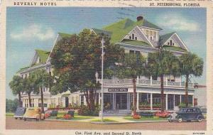 Florida St Petersburg The Beverly Hotel