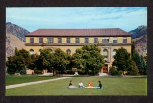 UT Library Utah State University Univ Agriculture Sciences Logan Utah Postcard