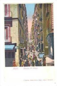 Gradoni di Chiaja, Napoli, Italy, 00-10s