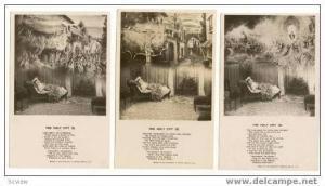 3 RP Series, The Holy City 1, 2 & 3 (Jerusalem), 1910-20s