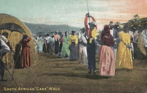 SOUTH AFRICA , 1905 ;   Cake Walk