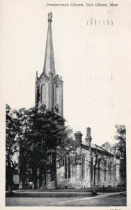 PORT GIBSON, Mississippi, PU-1952; Presbyterian Church