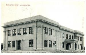 9549 NE Alliance    Burlington Depot