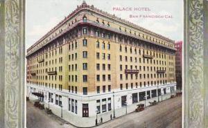 Exterior, Palace Hotel, San Francisco,California,00-10s
